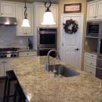 Auburn  Kitchen Island