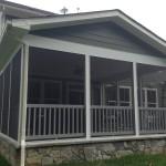 Auburn Screen Porch